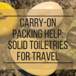 Carry-On Packing Help