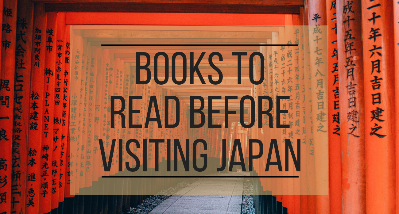 Books to Read Before Visiting Japan