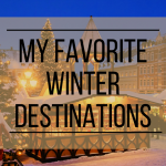 Favorite Winter Destinations