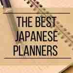 The Best Japanese Planners