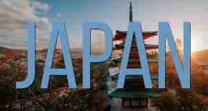 Japan-A Wandering Scribbler