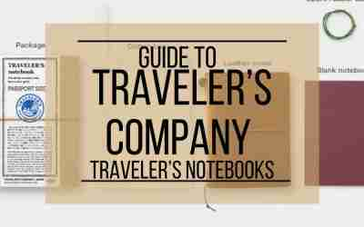 Guide to Traveler's Notebook for Beginners
