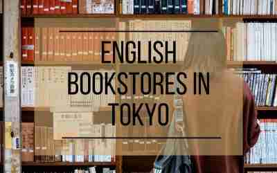 English Bookstores in Tokyo