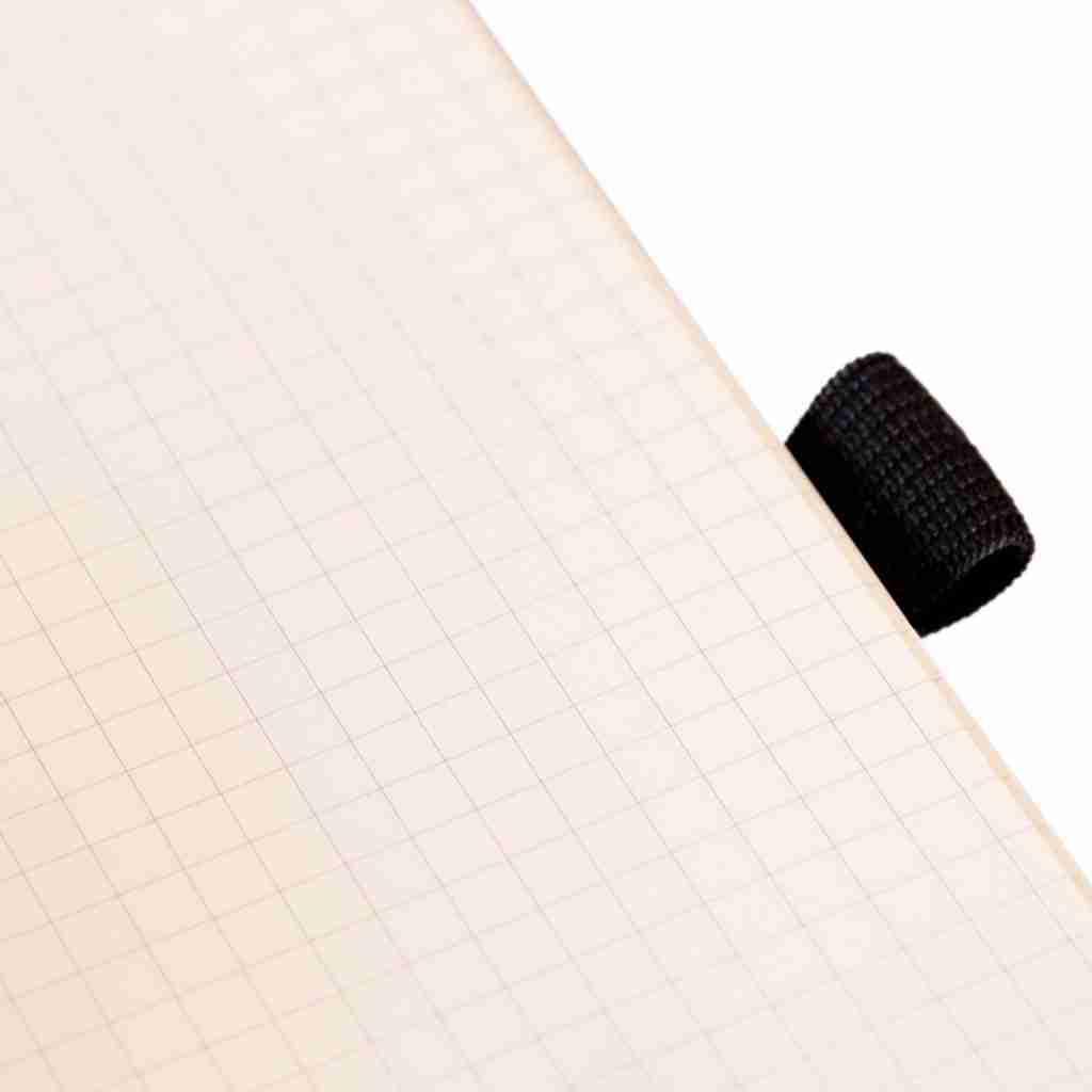 bullet journal grid