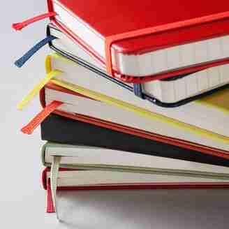 book reading bullet journal
